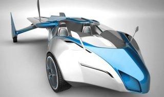 Aeromobil-Version-2.5. Автомобили будущего