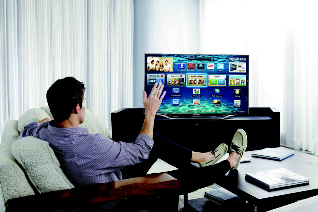 Samsung LED ES8000 Smart TV